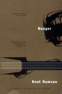 كنوت هامسون - الجوع