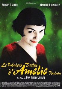 Amélie ... كوميديا بسيطة تغوص بعيدا ً في النفس البشرية المعاصرة