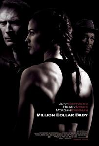 قصص الحياة و الحلم و الإنسان بصبغة مأساوية في Million dollar baby