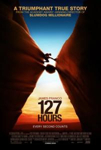 127 hours ... صراع الإنسان للبقاء ضد قوى الطبيعة التي لا ترحم