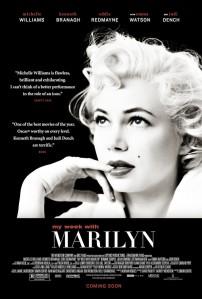 Marilyne Monroe  تعود للحياة كإنسانة يسكنها الحزن في My Week with Marilyn