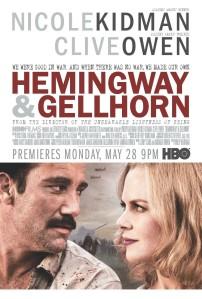 لعبة المزج بين الثنائيات المتناقضة في Hemingway & Gellhorn