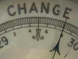 على سبيل التغيير